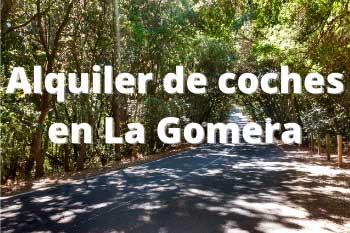 Alquiler de coches en La Gomera