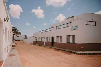 Apartamentos en Caleta de Sebo, Pardela 1