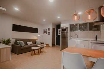 Apartamentos en Caleta de Sebo, Pardela 2
