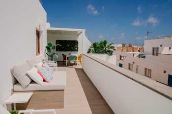 Apartamentos bonitos en La Graciosa, Pardela Exclusive