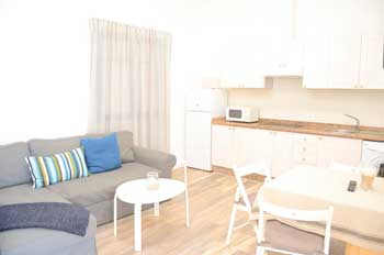 Apartamentos El Marino Roque en Caleta de Sebo