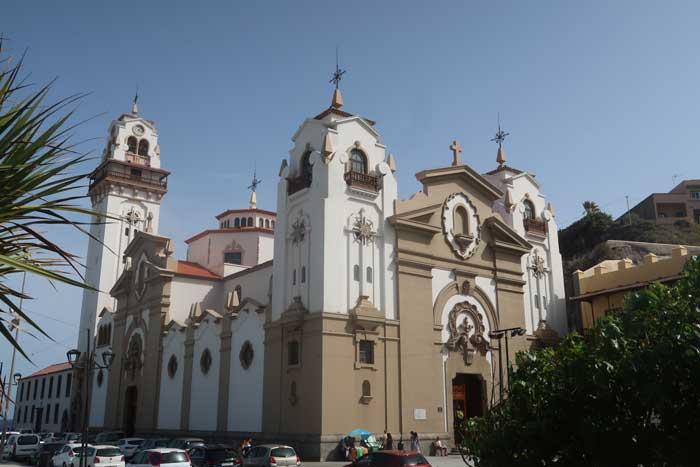 Basilica de La Candelaria, Patrona de Tenerife