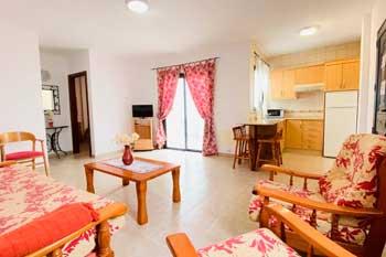 Apartamento en La Graciosa con perro Casa Josefa 3 en Caleta de Sebo