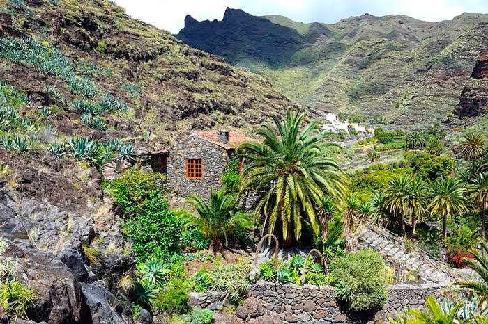 Casa Rural en La Gomera Los Frontones
