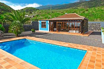Casa Rural con piscina en La Palma Maday