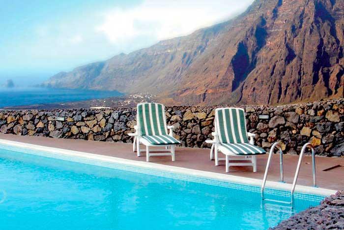 Casa Rural con piscina privada en El Hierro