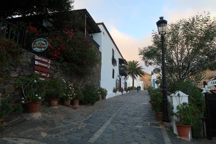 Casa Museo Santa María de Betancuria en Fuerteventura