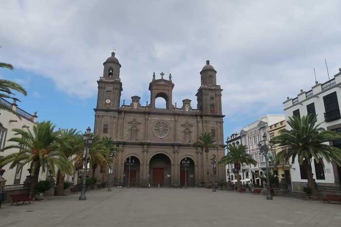 Catedral de Vegueta, Santa Ana