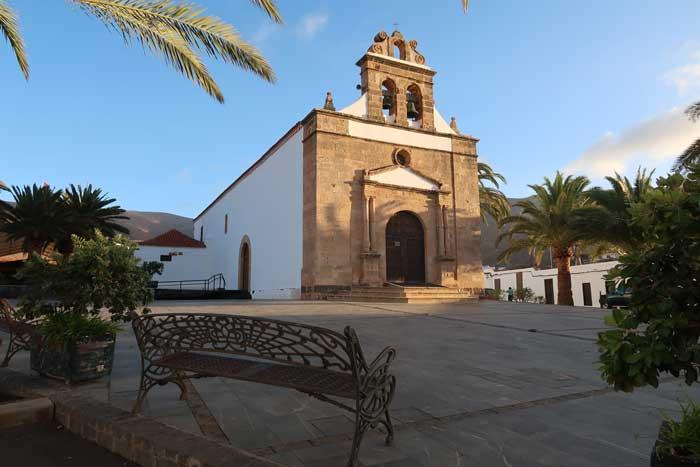 Ermita de las Penas en Betancuria, antigua capital de Fuerteventura