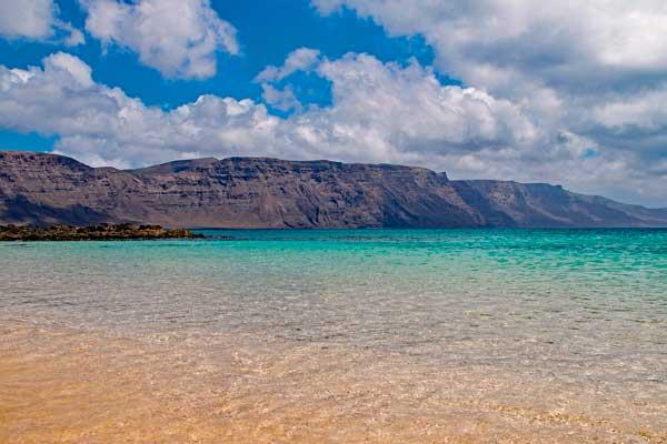 Excursión a La Graciosa desde Lanzarote