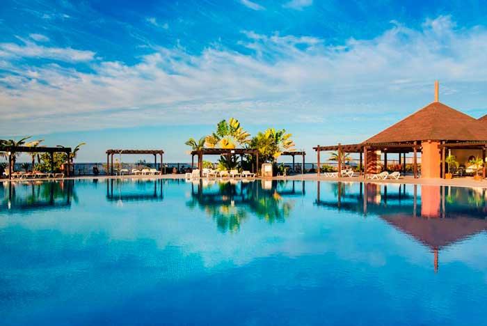 Hotel en Fuencaliente con piscina Teneguía Princess La Palma