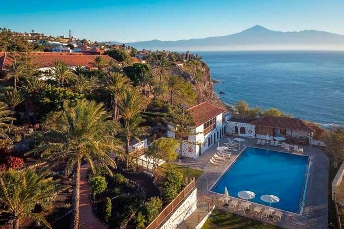 Hotel Parador en San Sebastián de La Gomera