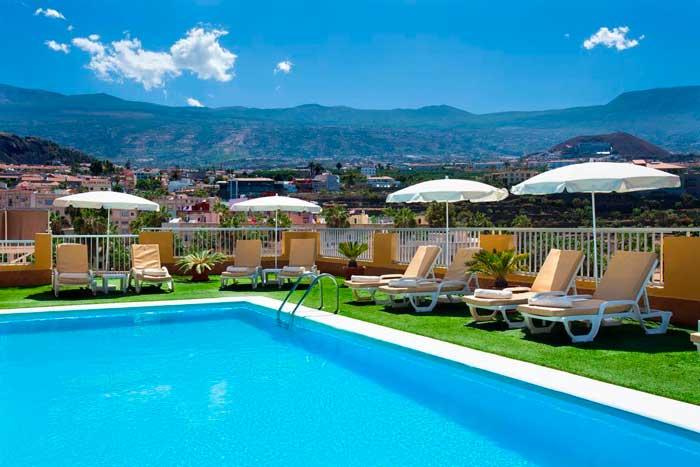 Hotel Todo Incluido en Puerto de la Cruz Noelia en Tenerife Norte