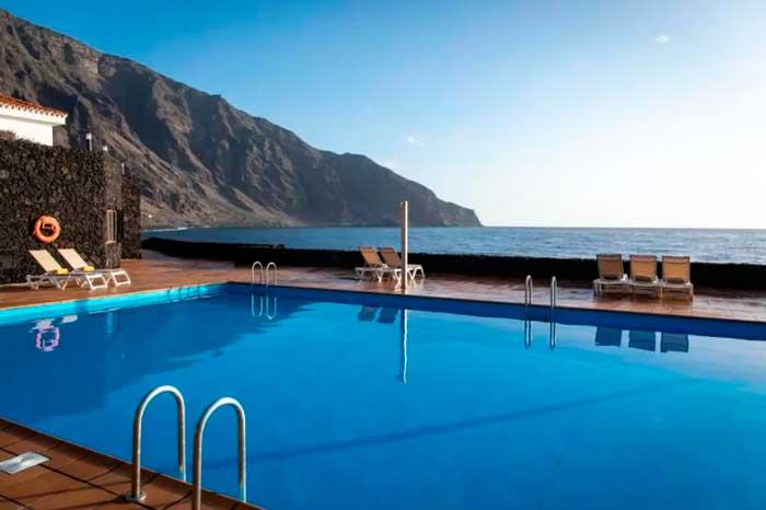 Hotel en Valverde Parador de El Hierro con piscina