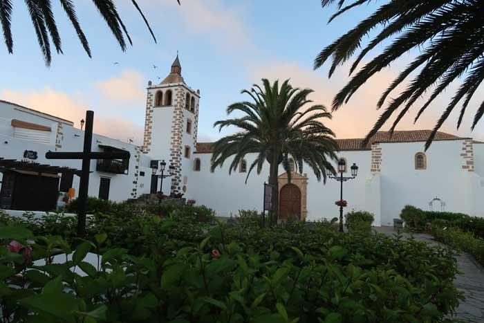 Iglesia de Betancuria en Fuerteventura