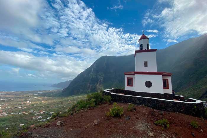 Iglesia de Nuestra Señora de Candelaria en La Frontera de El Hierro