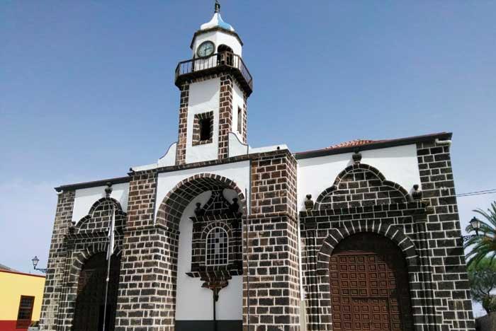 Iglesia de la Concepción en la Villa de Valverde