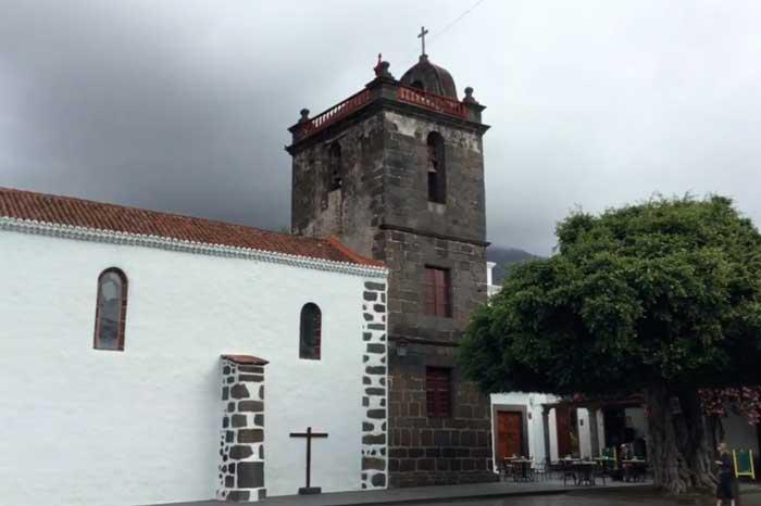 Iglesia de Los Llanos de Aridane en La Palma