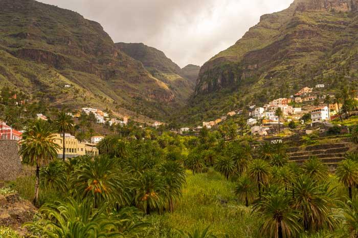 Imprescindibles de La Gomera, Valle Gran Rey