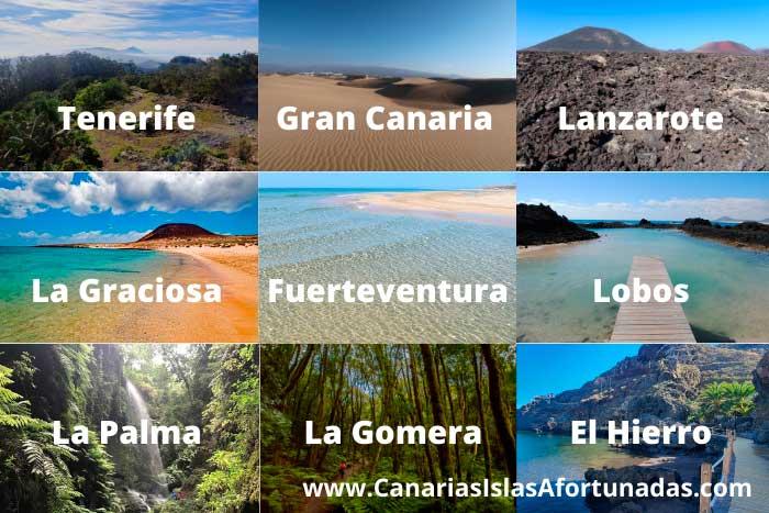 Lugares bonitos y mágicos que ver en las Islas Canarias