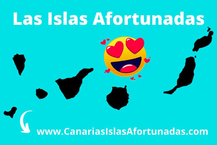 Las Islas Afortunadas por qué son las Islas Canarias, Origen del nombre