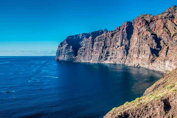 Acantilados de Los Gigantes, uno de los imprescindibles de Tenerife