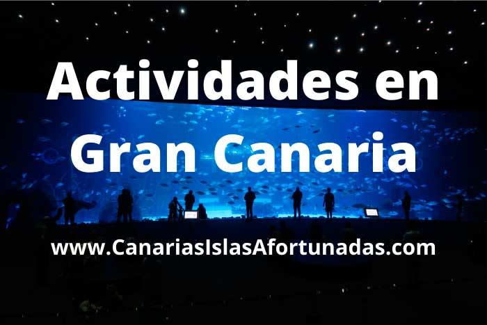 Mejores Actividades que hacer en Gran Canaria