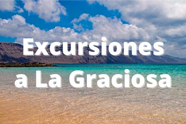 Mejores Excursiones a la isla de La Graciosa