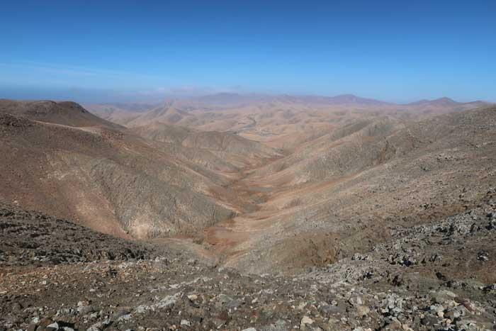 Mirador de Sicasumbre en Fuerteventura