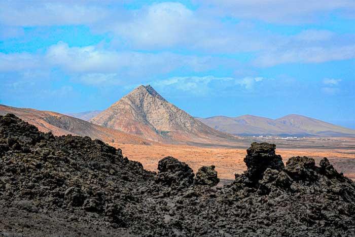 Montaña Sagrada de Tindaya en Fuerteventura