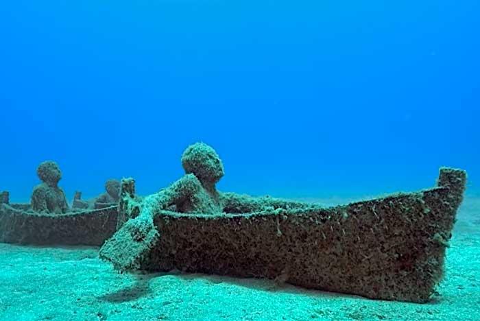 Museo Atlántico Submarino de Lanzarote