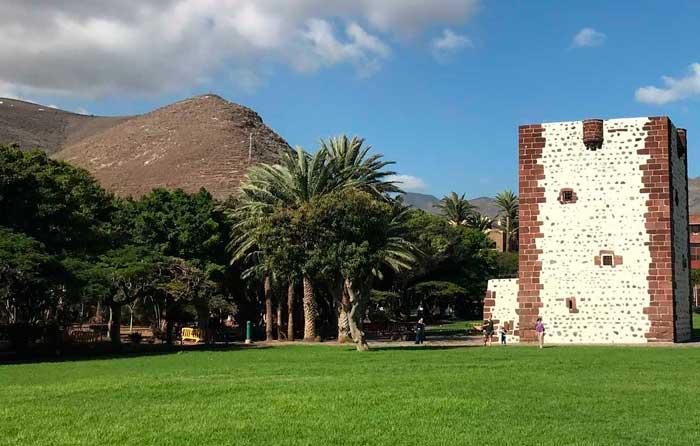 Que ver en San Sebastian de La Gomera, Torre del Conde