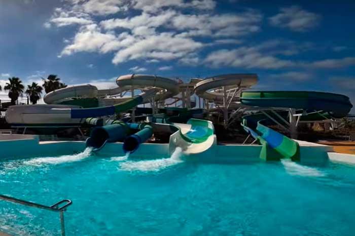 Parque Acuático en Lanzarote Aqualava