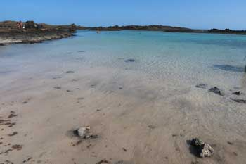 Piscina Natural del Puertito de Isla de Lobos