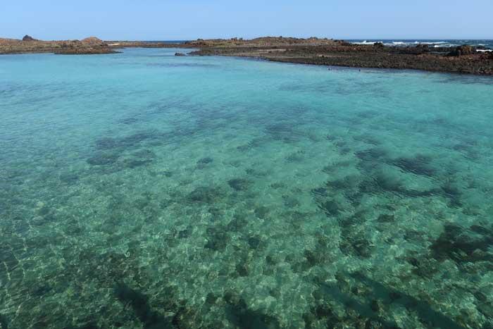Playa del Puertito de Lobos, Fuerteventura