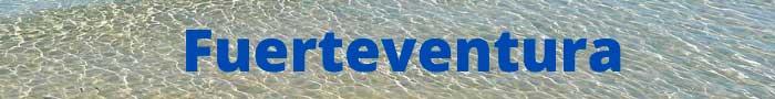 Mejores Playas de arena blanca de Canarias en Fuerteventura