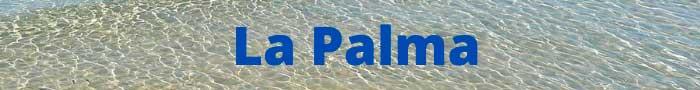 Mejores Playas de Canarias en La Palma