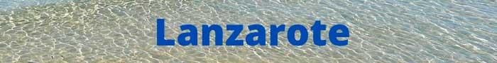 Mejores Playas de Canarias en Lanzarote