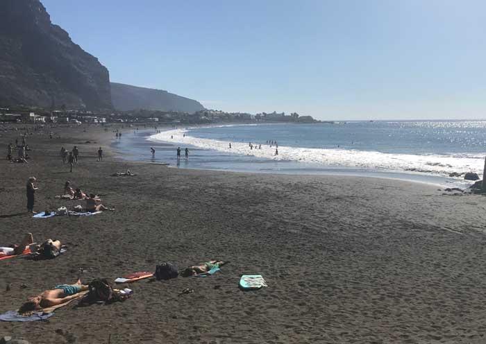 Playas de Valle Gran Rey, La Calera