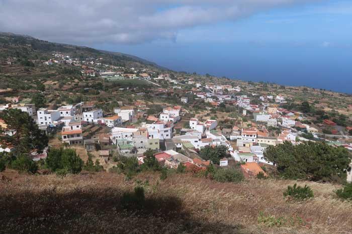 Pueblo de El Pinar en El Hierro