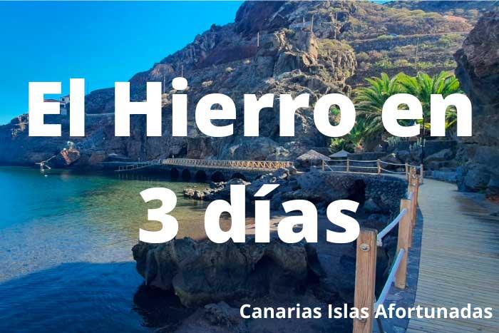Qué ver y hacer en la Isla de El Hierro en un viaje de 3 días