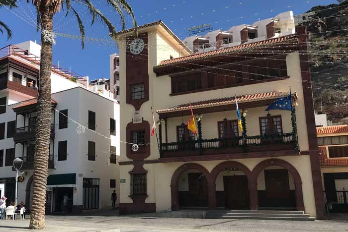 Que ver en San Sebastian de La Gomera, Ayuntamiento