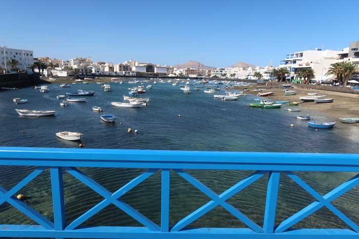 Que visitar en Arrecife, Charca de San Gines