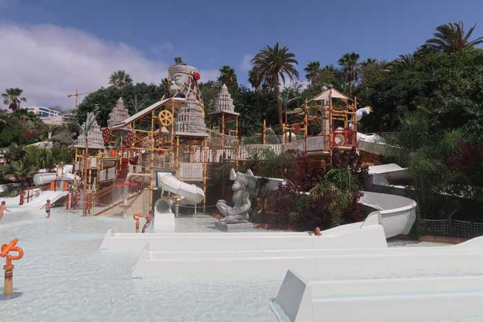 Parque Acuático de Tenerife Siam Park